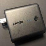 Anker「PowerCore Fusion 5000」製品の外観