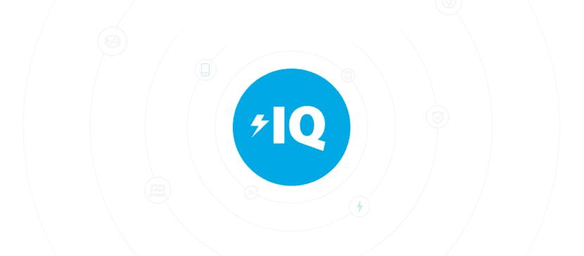 Anker独自の充電技術「PowerIQ」のロゴ