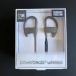 PowerBeats3 Wirelessの商品パッケージ