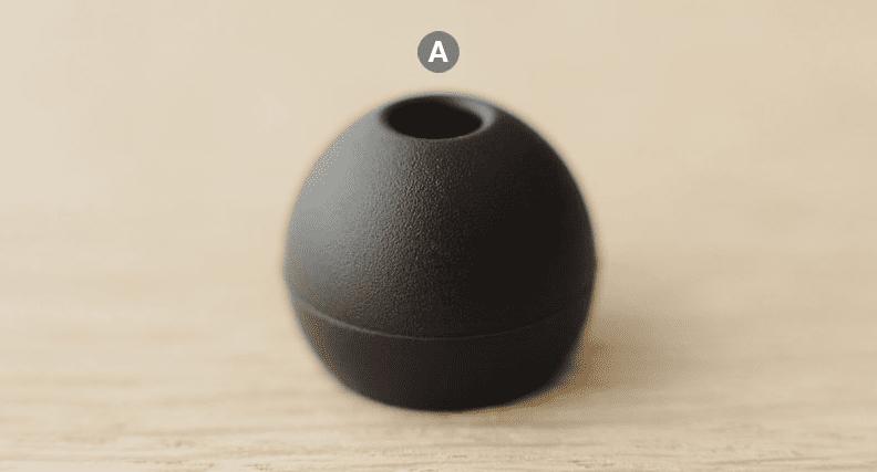 ファイナル「Aタイプ」公式の製品画像
