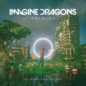 Imagine Dragonsのアルバム「ORIGINS」ジャケット