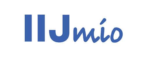 家族向け格安SIMサービス「IIJmio」のロゴ