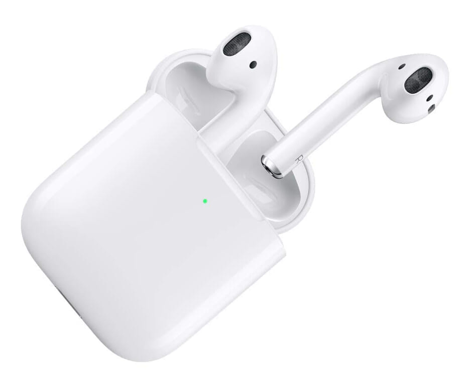 おすすめ完全ワイヤレスイヤホンApple「AirPods」レビュー|製品の公式画像