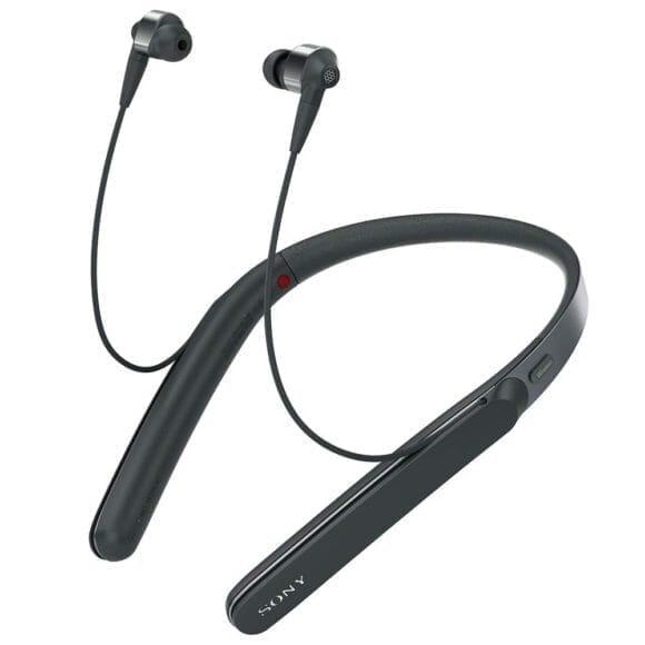SONY「WI-1000X」はイヤホンとしては最高峰のノイキャン対応製品です。