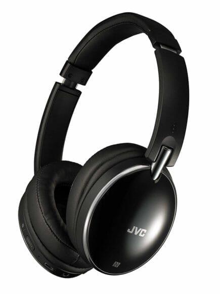 JVC「HA-S88BN」はリーズナブルにノイズキャンセル対応ヘッドホンを購入するのに最適なエントリーモデルです。