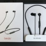 Beats by Dr.Dre「BeatsX」の外観。