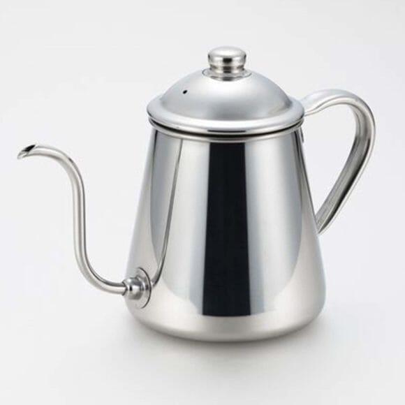 コーヒーをおいしく淹れられるおすすめコーヒーポット「タカヒロ コーヒードリップポット 雫」