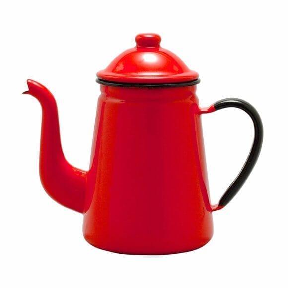 コーヒーをおいしく淹れられるおすすめコーヒーポットまとめ:ホーロー製