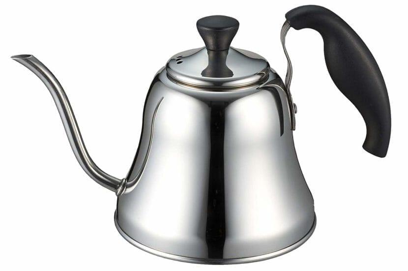 コーヒーをおいしく淹れられるおすすめコーヒーポット「パール金属 ドリップポット バリスタ」