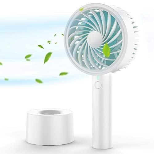 おすすめハンディ扇風機Jacessのハンディ扇風機