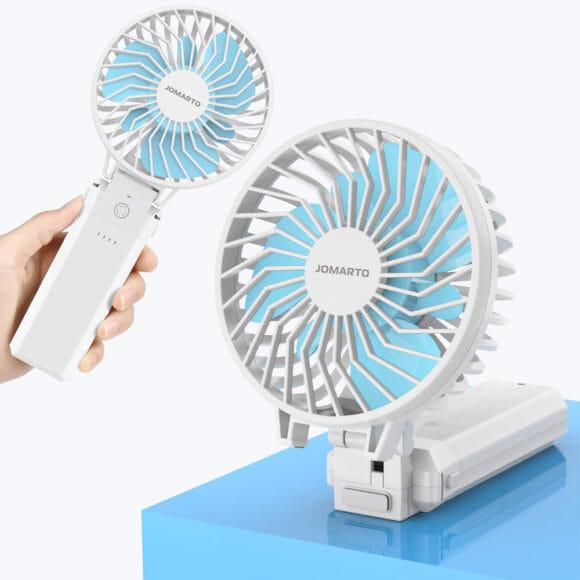 おすすめハンディ扇風機JOMARTOのハンディ扇風機