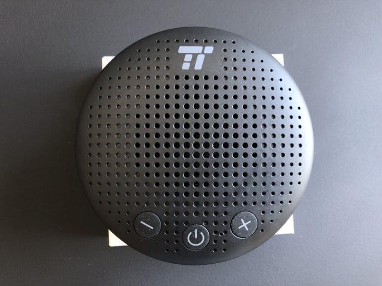 Tao Tronicsの防水Bluetoothスピーカー「TT-SK021」の外観