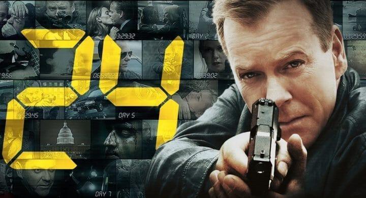 世界的大ヒットのドラマ作品『24』