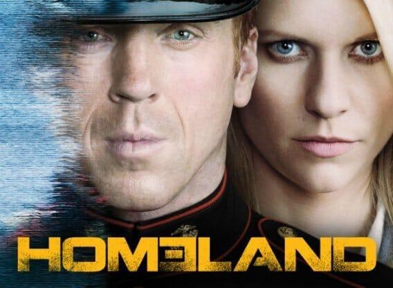 世界的大ヒットのドラマ作品『ホームランド』