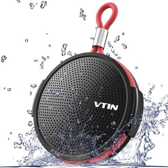 VTINの防水Bluetoothスピーカー