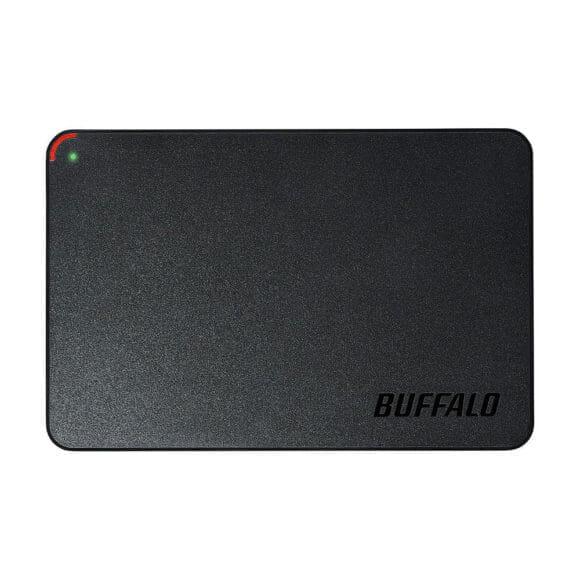 スマホ向けおすすめ外付けハードディスク:BUFFALO「ミニステーションHD-PCFS1.0U3-BBA」