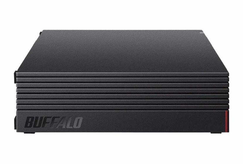 スマホ向けおすすめ外付けハードディスク:BUFFALO「HD-AD2U3」
