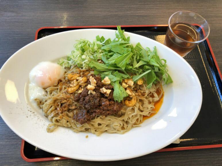 釧路のおいしいラーメン屋さん|汁なしエゾシカタンタン