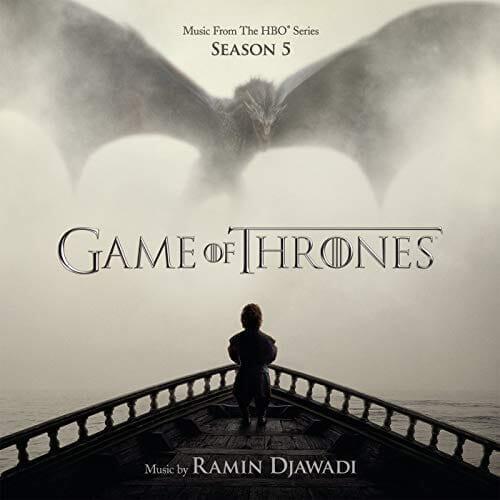 Game of Thronesサウンドトラック「第五章:竜との舞踏」