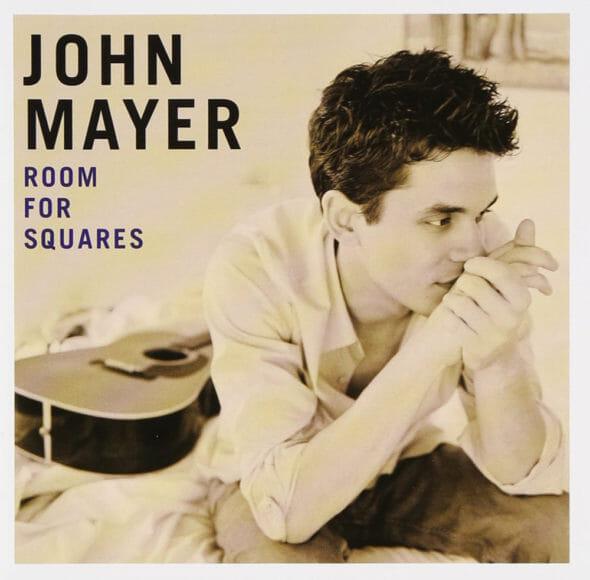 ジョンメイヤーおすすめの名曲|アルバム編:『Room For Squares』