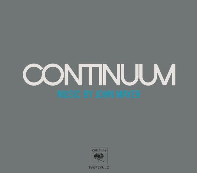 ジョンメイヤーおすすめの名曲|アルバム編:『Continuum』
