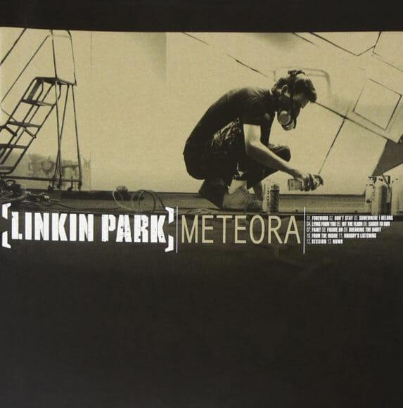 リンキンパークおすすめの名曲|アルバム編:『Meteora』