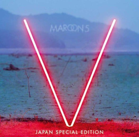 MAROON5おすすめの名曲|アルバム編:第3位『V』
