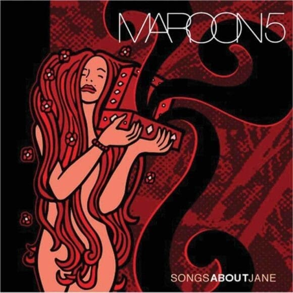 MAROON5おすすめの名曲|アルバム編:第1位『Songs About Jane』