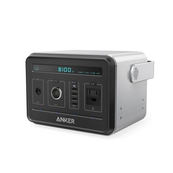 おすすめポータブル電源Anker「PowerHouse」|外観