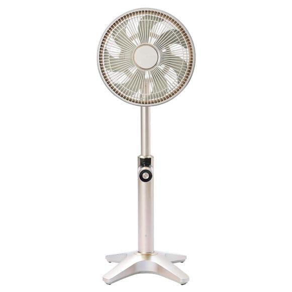 おすすめDCモーター扇風機|ドウシシャ「Kamomefan Fシリーズ」