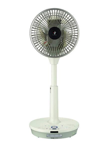 おすすめDCモーター扇風機|シャープ「3D首振りDCモーター扇風機」