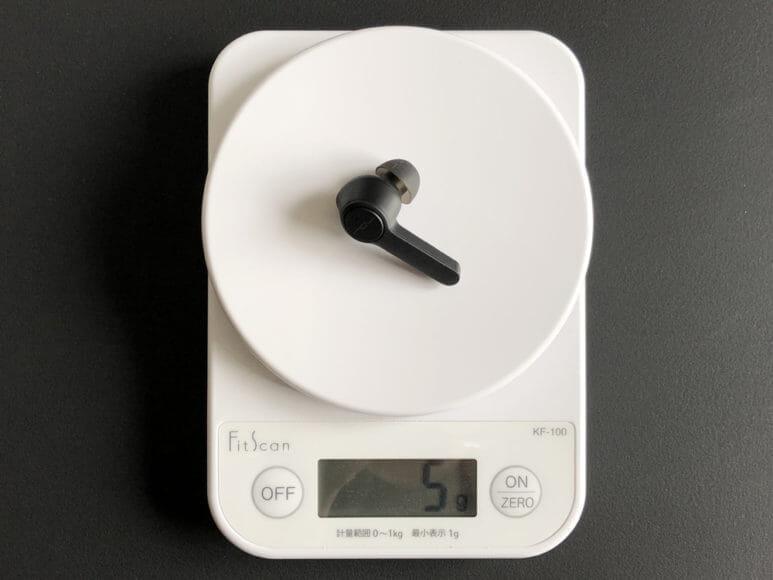 おすすめ完全ワイヤレスBluetoothイヤホン JPRiDE「TWS-520」|イヤホンは片耳約5gの超軽量!