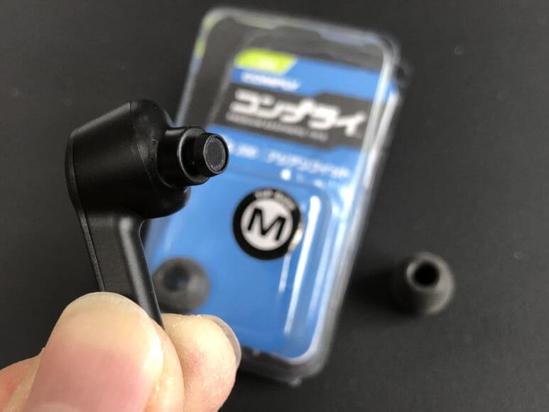おすすめ完全ワイヤレスBluetoothイヤホン JPRiDE「TWS-520」|イヤーピースを交換すると全く新しい音楽体験ができますよ!