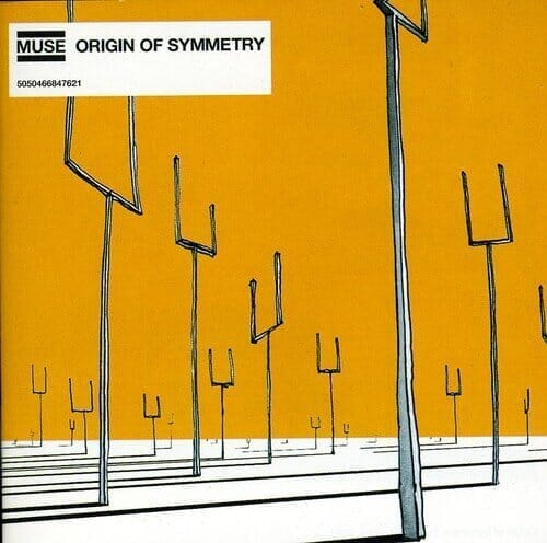 MUSEおすすめの名曲|アルバム編:『Origin of Symmetry』