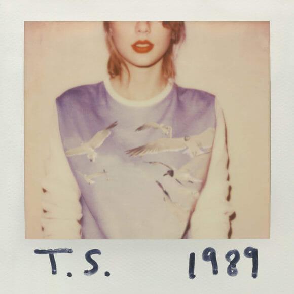 テイラースウィフトおすすめの名曲|アルバム編:『1989』