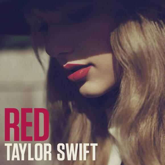 テイラースウィフトおすすめの名曲|アルバム編:『Red』
