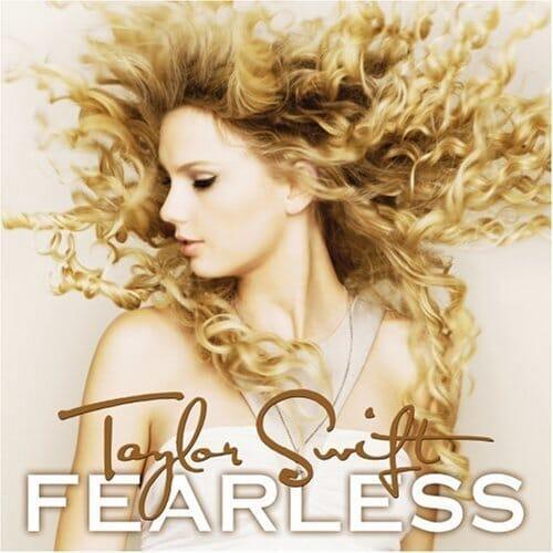 テイラースウィフトおすすめの名曲|アルバム編:『Fearless』