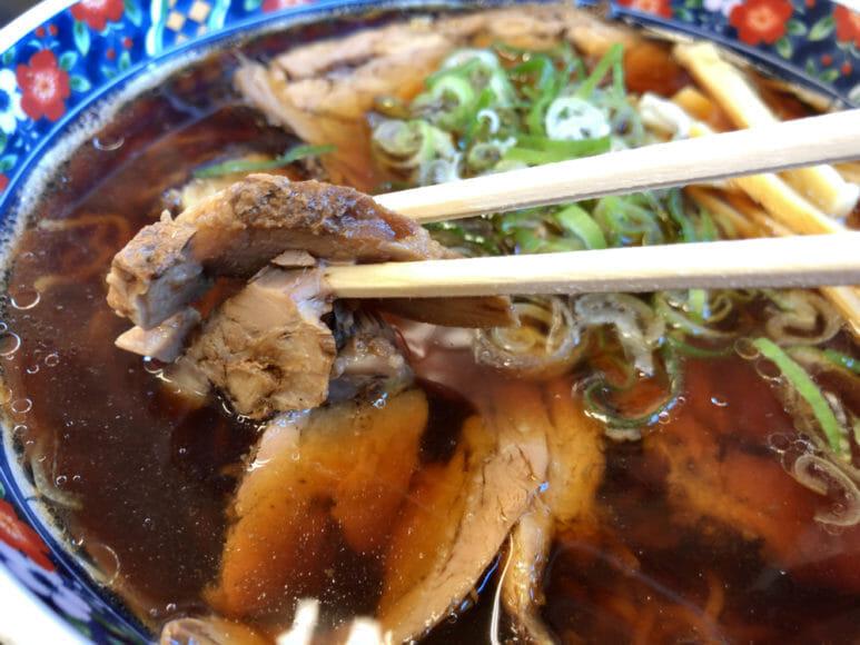 釧路のおいしいラーメン屋さん「夏堀」|釧路産阿寒ポーク使用のチャーシューは激ウマです。