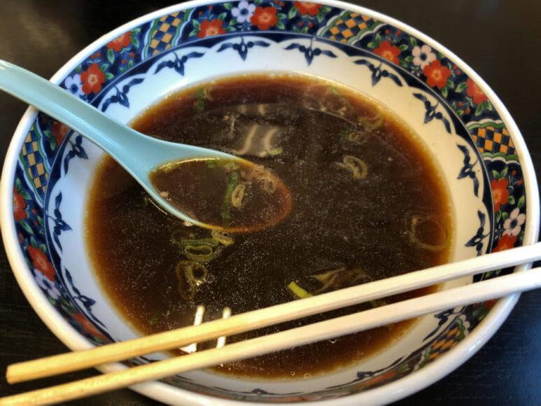 釧路のおいしいラーメン屋さん「夏堀」|醤油チャーシューメン、美味しくいただきました。