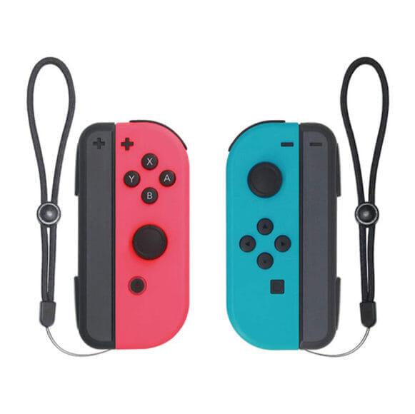 ニンテンドースイッチをプレイしながらJoy-Conを充電できる充電器|Defway「Switch Joy-Con充電グリップミニ」