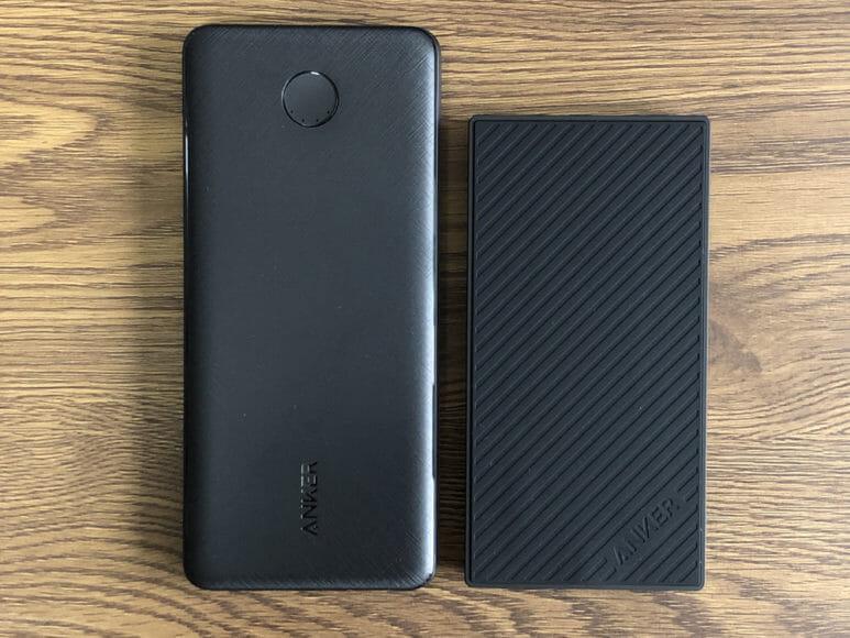 おすすめのモバイルバッテリーAnker「PowerCore Slim 10000 PD」レビュー|「PowerCore Slim 5000」との充電性能も比較してみました。