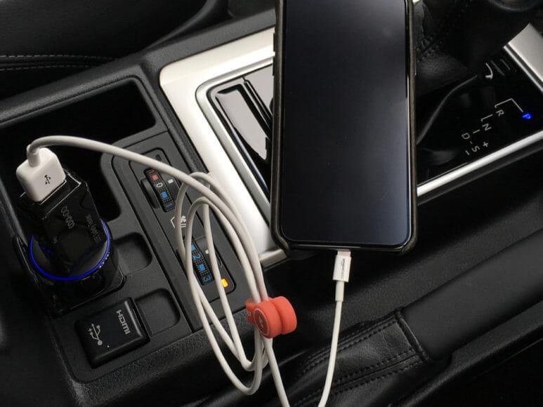 Anker「PowerDrive Speed+2-1 PD & 1 PowerIQ 2.0」レビュー|Type-Aポートを使っても電力を実測してみました。