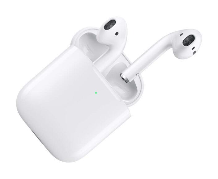 iPhone向けおすすめワイヤレスイヤホンまとめ|Apple「AirPods」