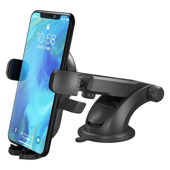 おすすめ車載スマホホルダーまとめ|スマートタップ「EasyOneTouch wireless」がイチオシ!