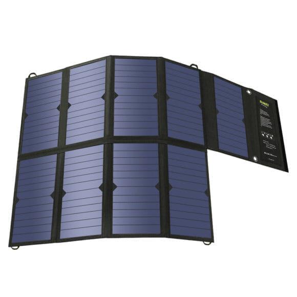 アウトドア向けおすすめソーラー充電器まとめ|suaoki「60W ソーラーチャージャー」