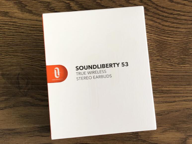 おすすめ完全ワイヤレスイヤホンTaoTronics「SoundLiberty 53(TT-BH053)」レビュー|とりあえず製品パッケージがオシャレ。期待感を煽られます。