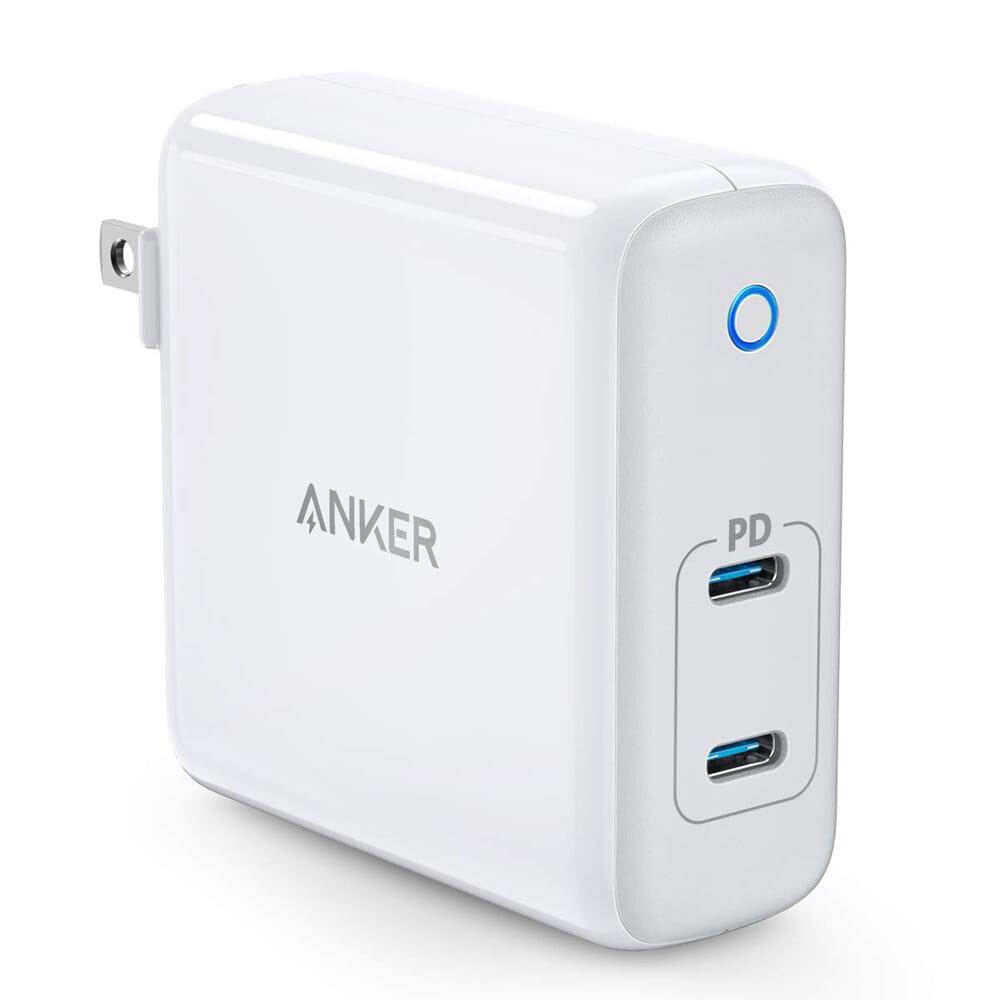 USB PD対応おすすめ小型急速充電器Anker「PowerPort Atom PD2」レビュー|製品画像