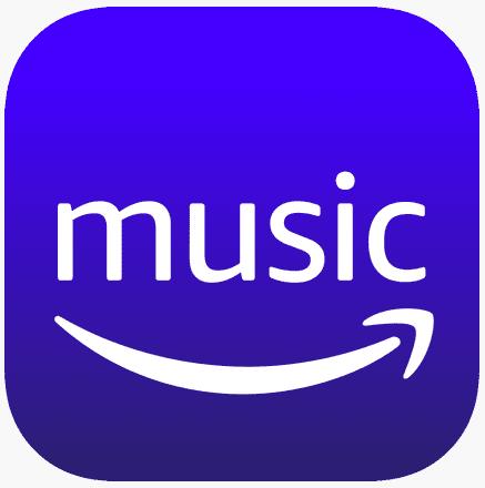 月980円で6500万曲聴き放題のBluetoothカーオーディオの自作方法|「Amazon Music」アプリのロゴマーク