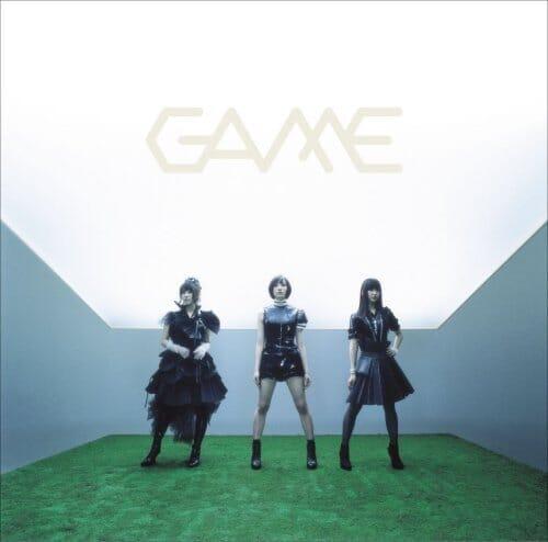 日本テクノポップを背負って立つPerfumeおすすめの名曲まとめ|『GAME』(2008年)