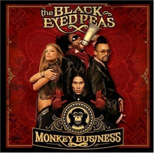 The Black Eyed Peasおすすめの名曲|アルバム編:『Monkey Business』